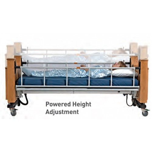 ProBed Medical The Freedom Bed Package with Powered Height Adjustment
