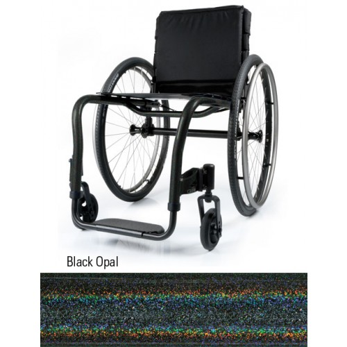 Black Opal Quickie QRi Rigid Manual Wheelchair