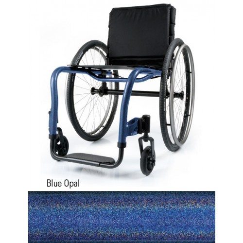 Blue Opal Quickie QRi Rigid Manual Wheelchair