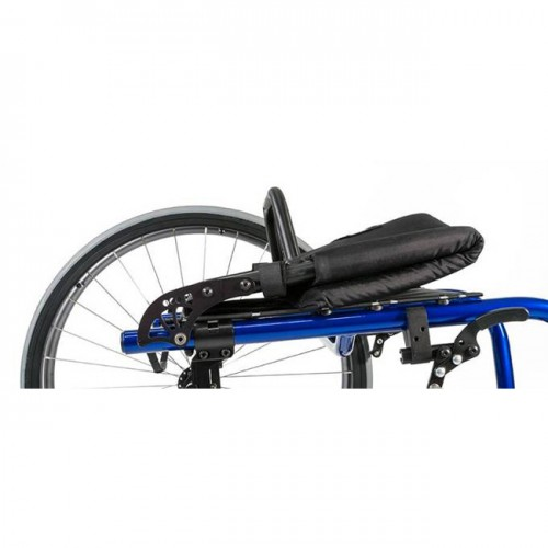 Blue Quickie QRi Rigid Manual Wheelchair