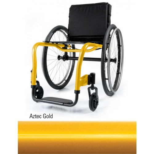Aztec Gold Quickie QRi Rigid Manual Wheelchair
