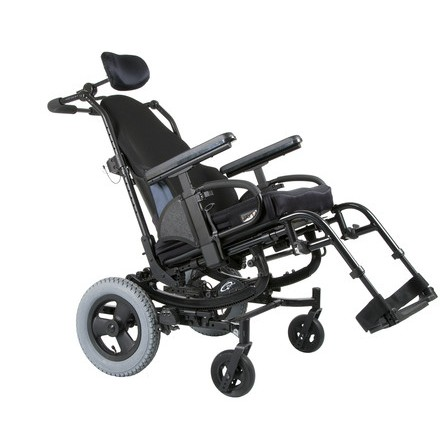 Quickie SR45 Tilt-in-Space Manual Wheelchair