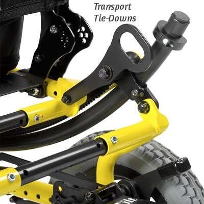 Solara 3G Tilt-in-Space Manual Wheelchair
