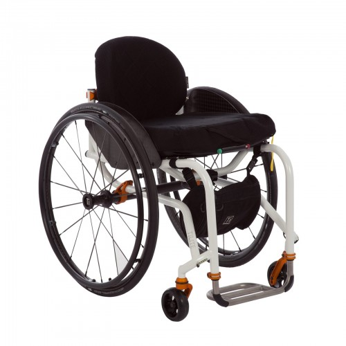 TiLite TR Rigid Titanium Wheelchair