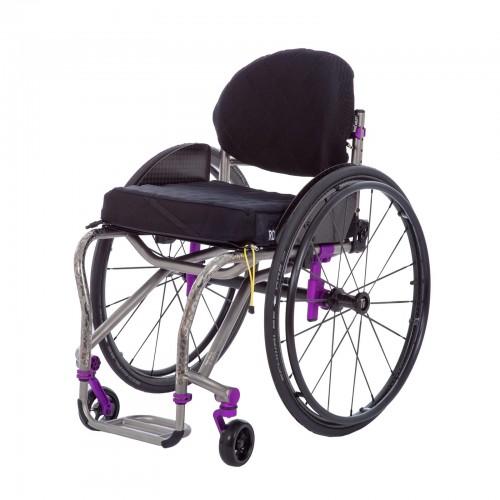 TiLite TRA Rigid Titanium Wheelchair