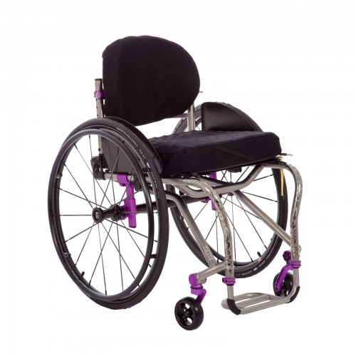TiLite TRA Rigid Titanium Wheelchair