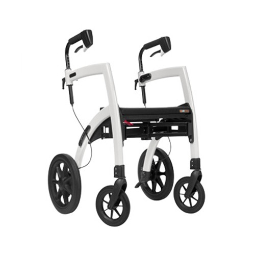 Triumph Mobility Rollz Motion Rollator/Transport Chair Duo