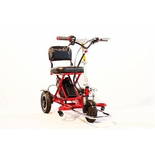 Red Triaxe Sport Scooter