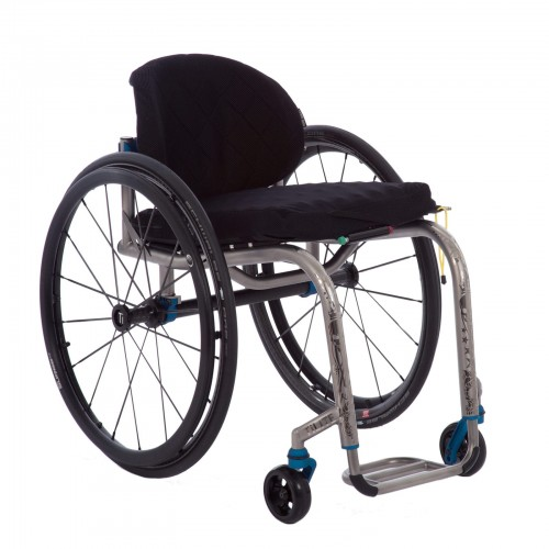 TiLite ZR Titanium Rigid Wheelchair