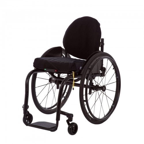 TiLite ZRA Series 2 Rigid Titanium Wheelchair