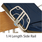 1/4 Length Side Rails