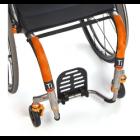 Flip-Back Footrest