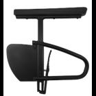 "Removable Desk Arm w/Transfer Loop 9""-12"""