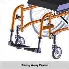 Swing Away Frame