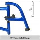 70° Swing In/Out Hanger