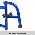80° Swing In/Out Hanger
