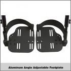 Aluminum Angle Adj. Footplate
