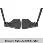 Composite Angle Adj. Footplate