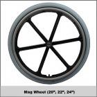 "24"" Mag Wheel"
