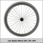 "24"" Lite Spoke Wheel"