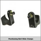 Positioning Belt Slide Clamps
