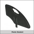 "Plastic - Standard (8.5"" High)"