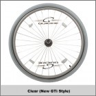"""Spoke Guards - Quickie """"Q"""" Clear"""