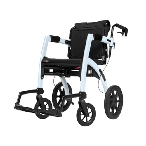 Triumph Mobility Rollator Transport Chair Duo